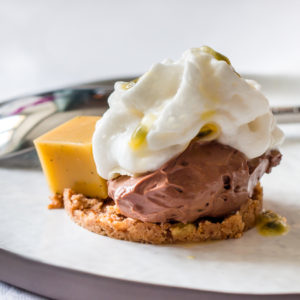 dessert chocolat, restaurant Couleurs, Saveurs